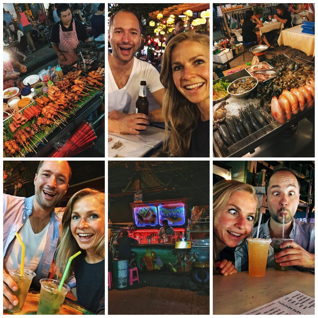 bangkok cocktails khao san road travel thailand