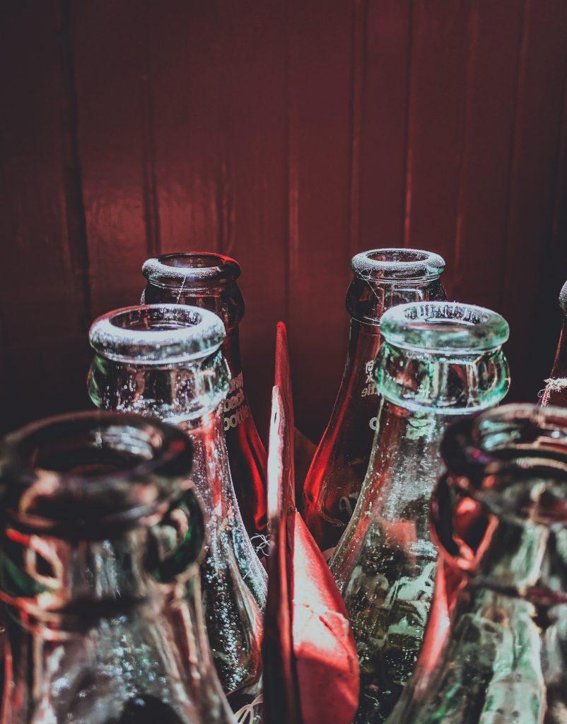 coca cola via unsplash