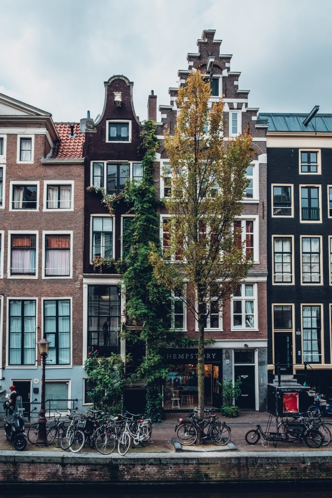 Amsterdam via Unsplash