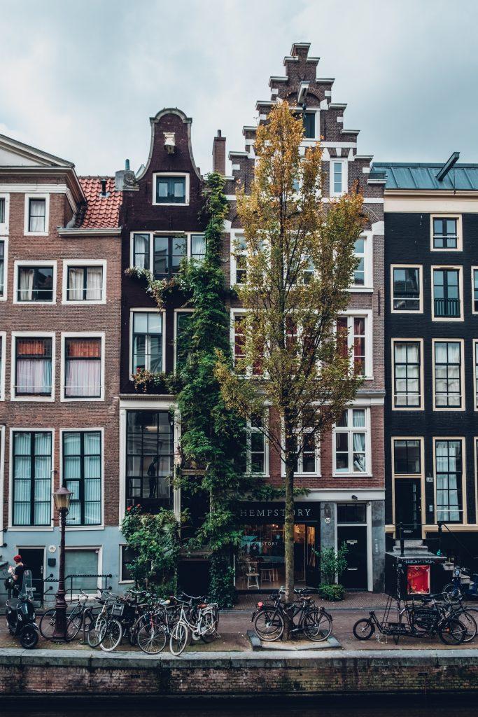 Amsterdam via Unsplash