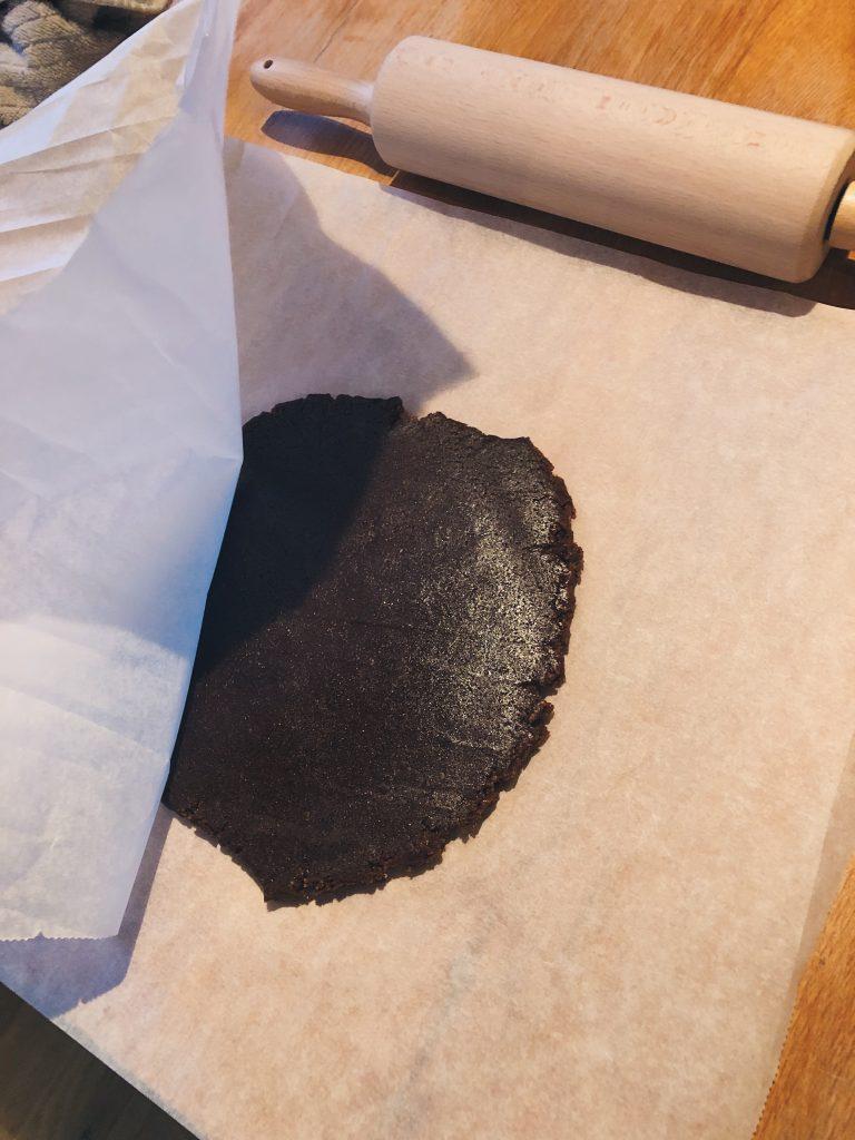 glutenvrije gevulde speculaas cashewpasta rijstmeel lactosevrij kokosvrij
