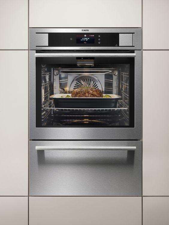 AEG oven keukenkampioen